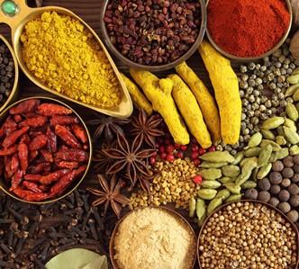 De toepassing van kruiden in de ayurveda