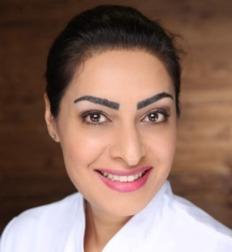 Mevrouw Neda Shooshian
